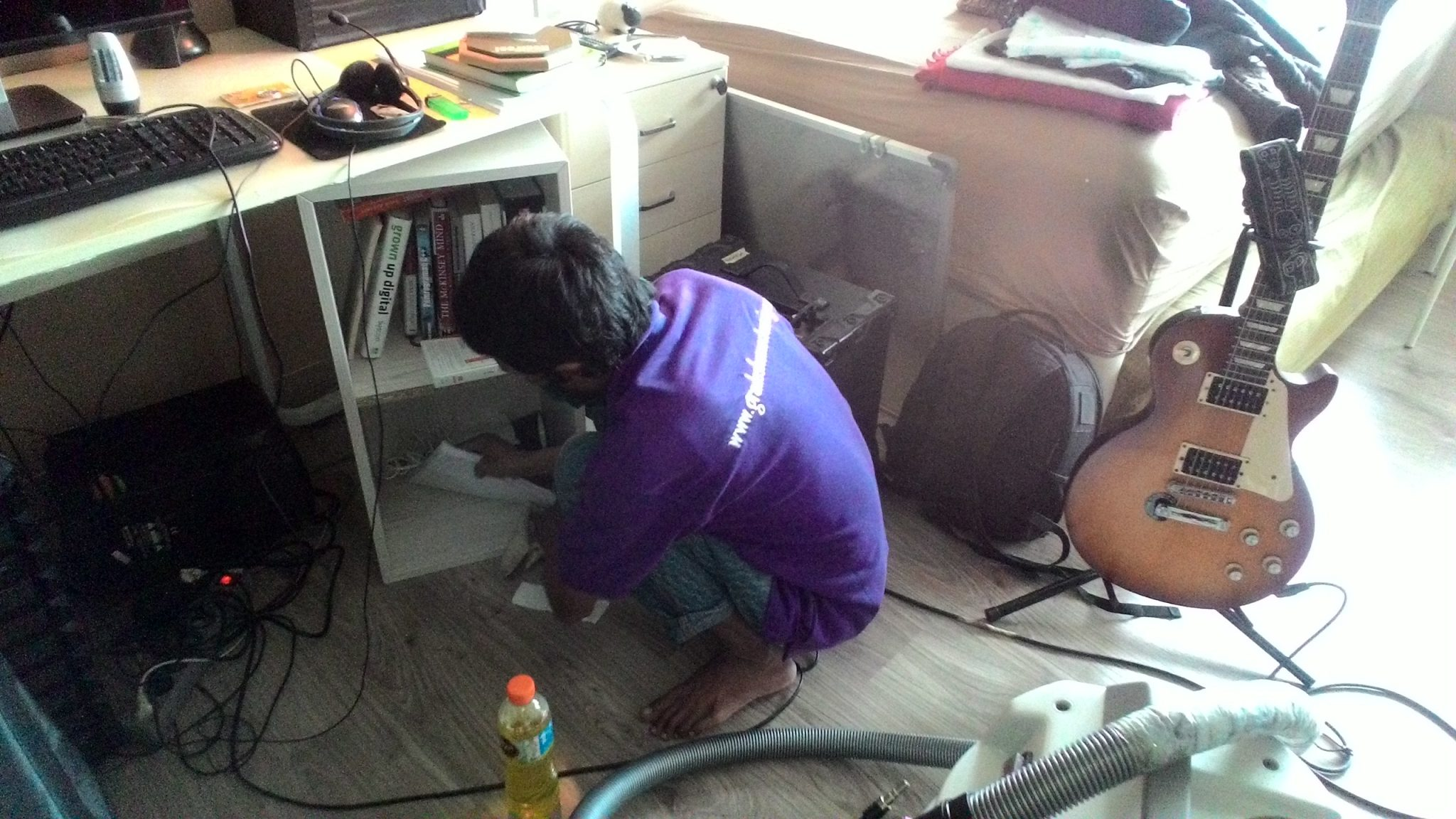 general cleaning bandung