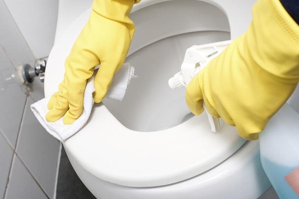 jasa bersih toilet bowl pekanbaru