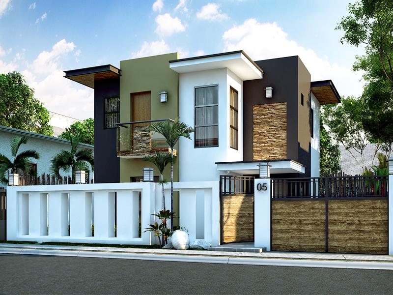 Jasa renovasi dan bangun rumah di bandung grades home for Modern house plans 2015