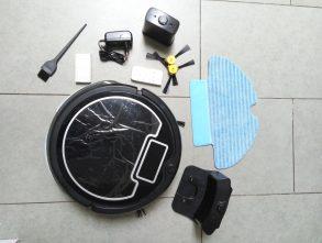 ROBOT VACUUM CLEANER VARO