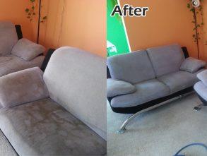 Cara Membersihkan Kursi, Sofa dan Furniture Berbahan Kain