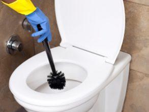 Cara membersihkan kamar mandi: wastafel, kloset, dan bak mandi