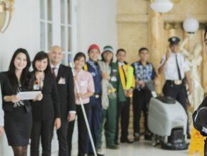Salva Yurivan Saragih, Pemilik PT Tata Karya Gemilang: Bisnis bersih-bersih pembawa hoki