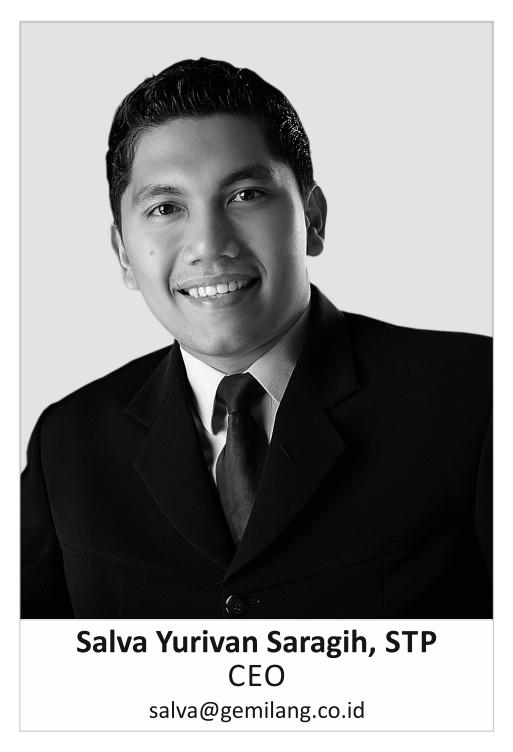 Salva Yurivan Saragih, Pemilik PT Tata Karya Gemilang