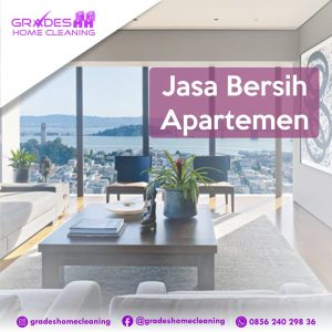 cleaning service apartemen bandung