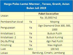 poles lantai bandung paket eksekutif